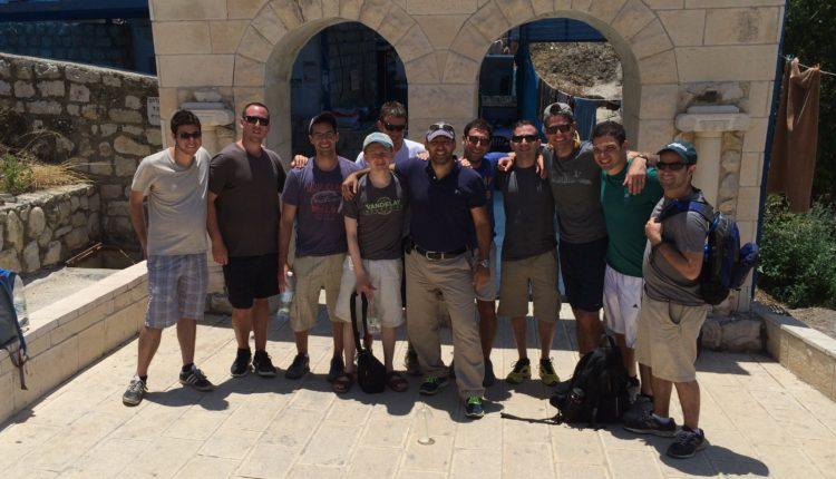 Israel Trip IJC