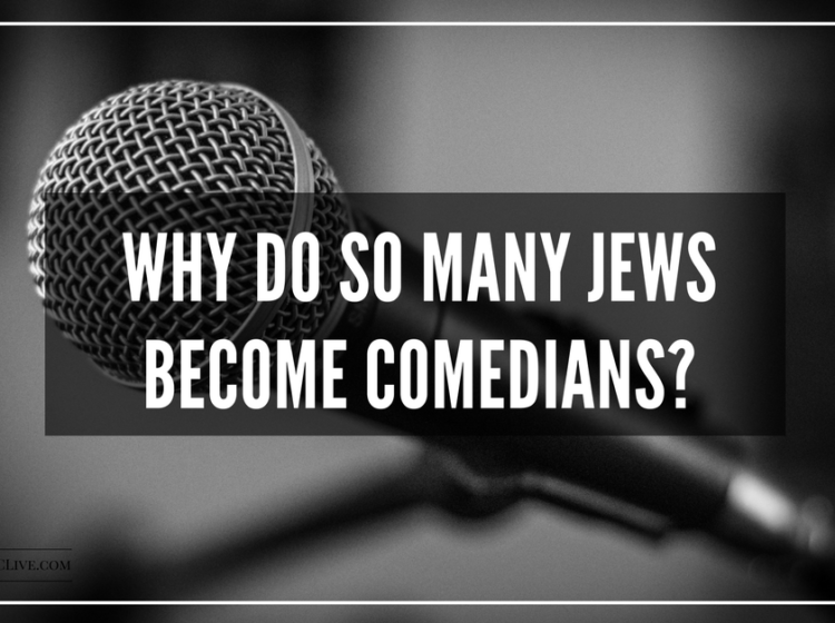 Jewish Comedians